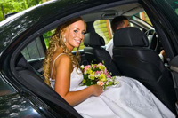 Dallas - Irving Wedding Limos