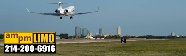 Farmers Branch to Fort Worth Airport Limo Service