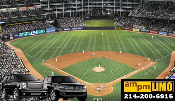 Dallas Ballpark Limo Service